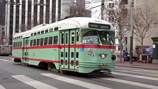 Download Trains and Trolleys of San Francisco 2018 (6 Different Modes of Transit!!) Video