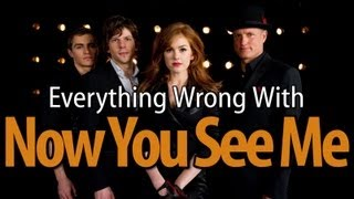 Download Everything Wrong With Now You See Me In 8 Minutes Or Less Video