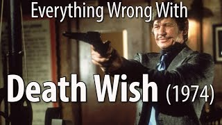 Download Everything Wrong With Death Wish (1974) Video