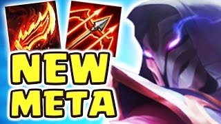 Download MAX ATTACK SPEED 80% CRIT TWISTED FATE JUNGLE | CRAZY BUILD NEW META | DAMAGE IS INSANE!! Nightblue3 Video