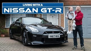 Download Living With A Nissan GT-R Video