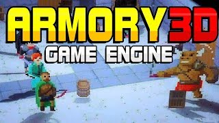 Download Armory3D - NEW GAME ENGINE! 2019 Video