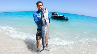 Download YBS Lifestyle Ep 46 - Crazy Day Bluewater Spearfishing From Jetski | Catch And Cook Video