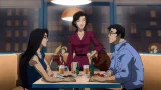 Download Lois Lane Interrupts Clark and Diana's Date in ″Throne of Atlantis″ Video