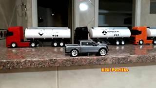Download Mini Truck plastic / Brinquedos / Roma Jensen / #282 Video