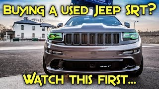 Download Thinking about buying your first Jeep SRT wk2? Watch this first. Video
