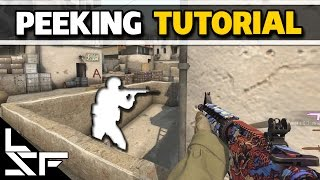 Download HOW TO PEEK - Counter-Strike: Global Offensive Tips and Tricks (Guide) Video