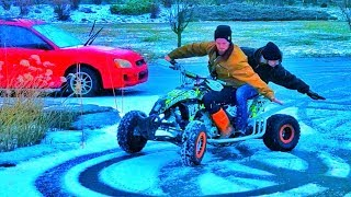 Download Quad Donuts ICE STORM! Video