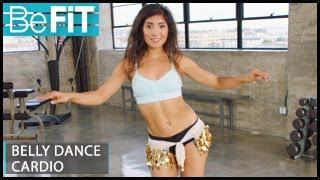 Download Belly Dance Cardio Workout for Weight Loss: Leilah Isaac Video