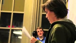 Download Terrorism vs. Doughnuts: By Caleb Hickman at TEDxQuestSchool Video