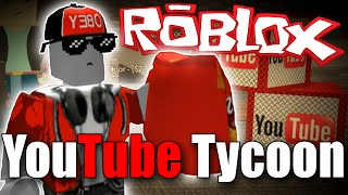 Download YOUTUBE TYCOON!! | Roblox #6 Video