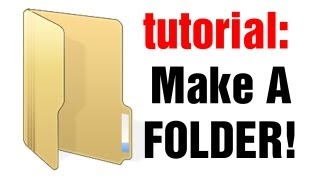 Download Troll Tutorials: How to make a folder on your PC Video