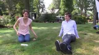 Download On the TFIOS Movie Set Video