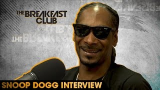 Download Snoop Dogg Interview With The Breakfast Club (8-11-16) Video