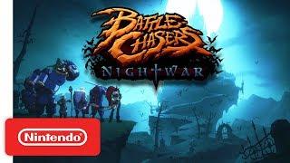 Download Battle Chasers: Nightwar Launch Trailer - Nintendo Switch Video