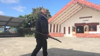 Download Whaikōrero on the marae ātea Video