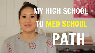 Download My Path from High School to Medical School | High School Transcript Reveal! Video