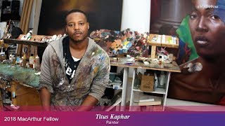 Download Painter Titus Kaphar | 2018 MacArthur Fellow Video