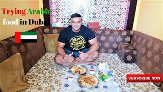 Download TRYING ARABIC FOOD IN DUBAI | AL MANDI Video