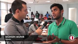 Download METU NCC Student from Pakistan - First Campus Impression Video