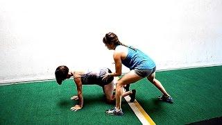 Download Partner Workouts - 23 Partner Exercises Video