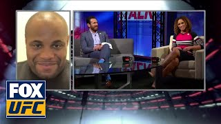 Download Daniel Cormier joins TUF Talk | INTERVIEW | TUF TALK Video