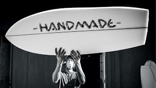 Download HANDMADE | A Tribute To DIY Shaping feat. the World's Best Surfer/Shapers | SURFER Video