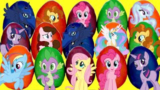 Download MY LITTLE PONY MLP Playdoh Egg Toy Surprises | Toys Unlimited Video