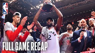 Download BUCKS vs RAPTORS | Toronto Makes History! | Game 6 Video