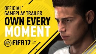 Download FIFA 17 - Official Gameplay Trailer Video