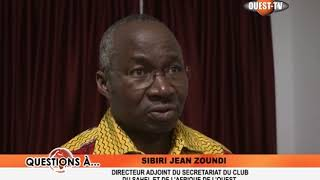 Download QUESTION A M. Sibiri Jean Zoundi, directeur adjoint, Secrétariat du CSAO/OCDE Video