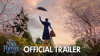 Download Mary Poppins Returns | Official Trailer Video