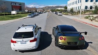 Download MOTHER VS SON STREET RACE! Video