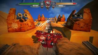 Download Red Barton & The Sky Pirates [PC] Cinematic Trailer Video
