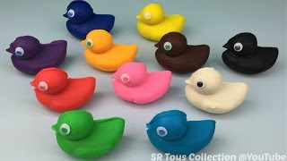 Download Play and Learn Colours with Playdough Ducks Fun for Kids Video