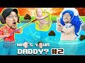 Download BAD BABY POOPS EVERYWHERE! WHO'S YOUR DADDY 2! Super Dad saves Drowning kids in Pool! (FGTEEV UGLY) Video