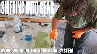 Download Shifting Into Gear - More work on the nose gear system Video