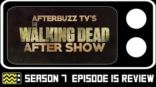 Download The Walking Dead Season 7 Episode 15 Review & After Show | AfterBuzz TV Video