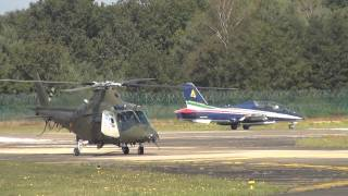Download Kleine Brogel Air Show Arrivals Spottersday 12-09-2014 Part 2/2 Video