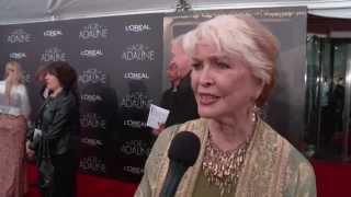 Download THE AGE OF ADALINE - Premiere Interview - Ellen Burstyn Video