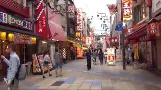 Download 23 Florian auf Tour - Osaka 2.0 - Stadtteil Naniwa (Ebisu-higashi) Video