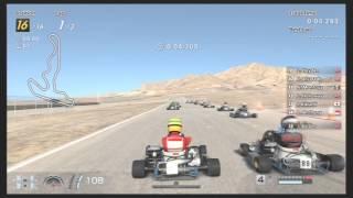 Download Gran Turismo 6 - GT Kart Championship 125 Shifter Walkthrough (International A) Video