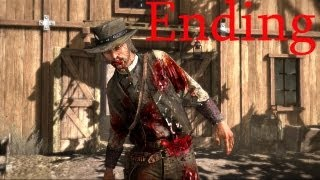 Download Red Dead Redemption ENDING (John Marston's death HD-Red Dead Redemption #RDR #Ending) Video