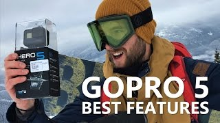 Download GoPro 5 Black Best Features! Video