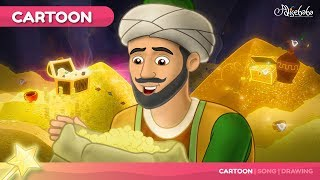 Download Ali Baba and the 40 Thieves kids story cartoon animation Video
