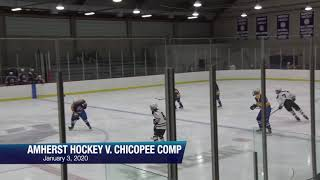 Download Amherst Hockey v. Chicopee Comp - January 3, 2020 Video