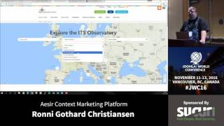 Download JWC 2016 - Aesir Context Marketing Platform - Ronni Gothard Christiansen Video