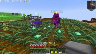 Download Minecraft - Sky Factory #53: Auto Crafting Video