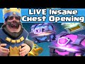 Download Clash Royale | LIVE BEST CHEST OPENING EVER #LetsGetSparky 🌟 Video