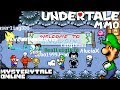 Download PLAYING AS LUIGI IN UNDERTALE - MYSTERYTALE ONLINE [AWESOME UNDERTALE MMO MULTIPLAYER GAME] Video